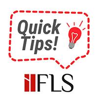 Super Quick Tips