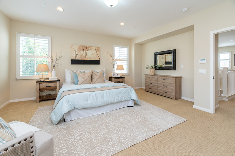 Bedroom renovation for increasing your investment property value