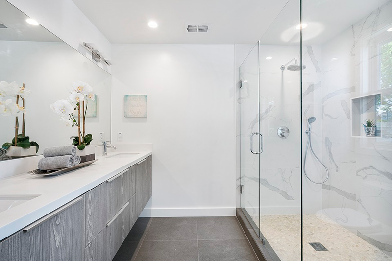 Bathroom renovation for increasing your investment property value